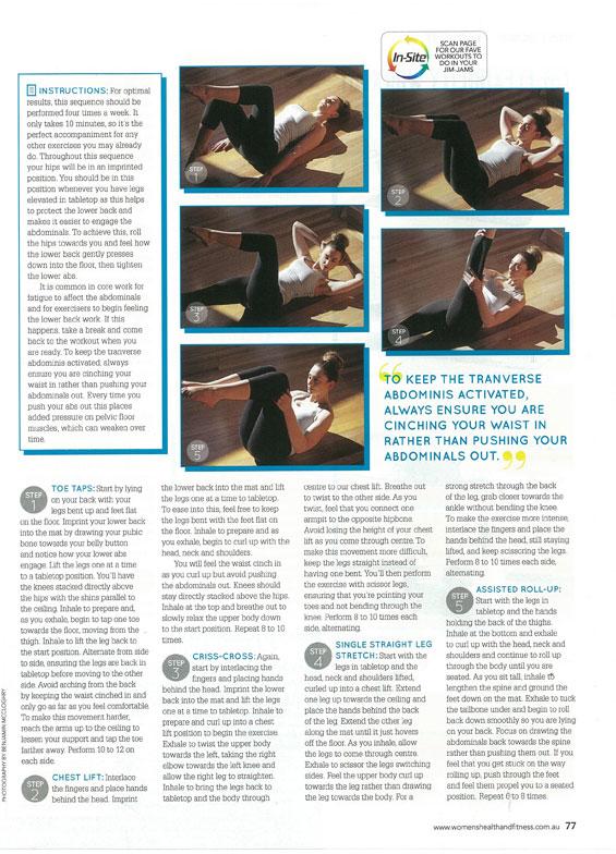 Peta-Serras_Womens-Health-and-Fitness_May-2014_P2_BleachPR
