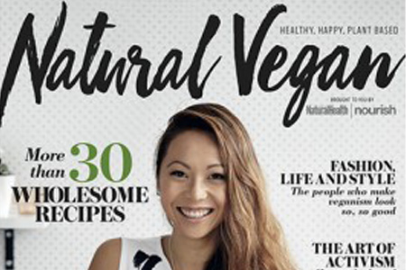 Passion, Organic Vegan Recipes to Live For by Anthea Amore sc 2015